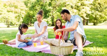 أافكار لنزهات عائلية غير مكلفة