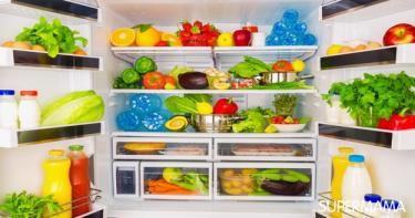 مدة حفظ الأطعمة في الثلاجة