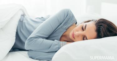 كيفية النوم بعمق