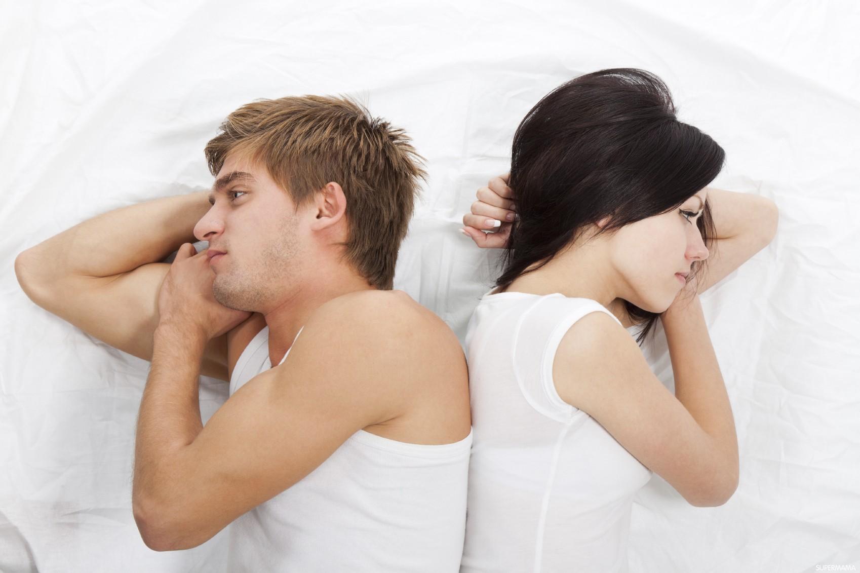 35993bfa6 لا ترغبين في العلاقة الحميمية الآن: كيف تخبرين زوجك؟ | سوبر ماما