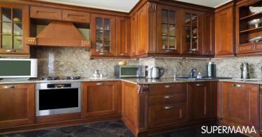الفرق بين مطابخ خشمونيوم والوميتال وخشب