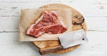 أنواع اللحوم