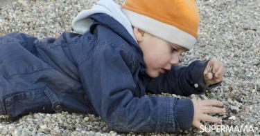 حماية الأطفال من الجراثيم