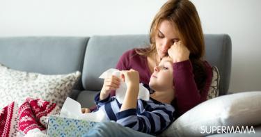 ضعف المناعة عند الأطفال