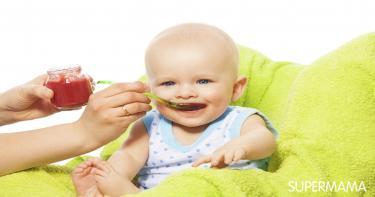 أسباب عسر الهضم عند الأطفال الرضع