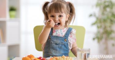 الطفل الذي لا يأكل