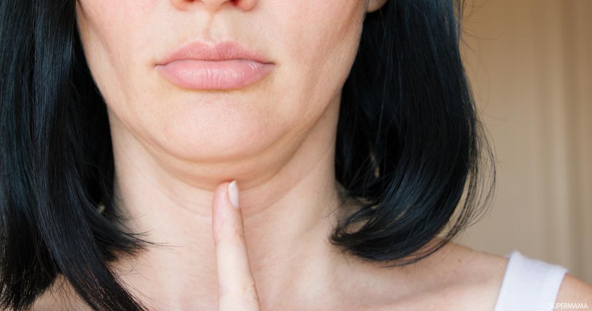 7 تمارين رائعة للتخلص من اللغد سوبر ماما