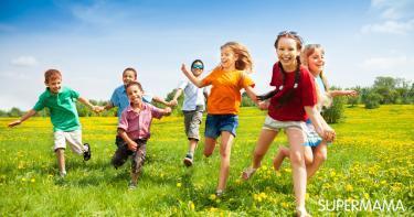 ملابس أطفال صيفي