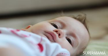 الزغطة عند الرضع