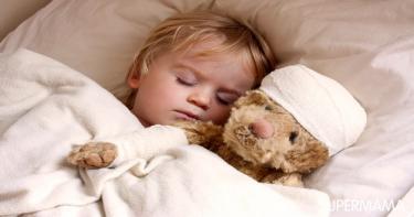 أسباب شحوب الوجه والهالات السوداء عند الأطفال
