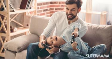 دور الأب في تربية الأبناء
