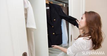أساسيات خزانة الملابس