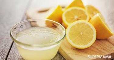 استخدامات الليمون لتنظيف