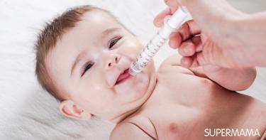 متى يعطى فيتامين د للأطفال