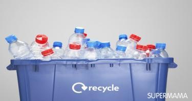 افكار لاعادة تدوير الزجاجات البلاستيك