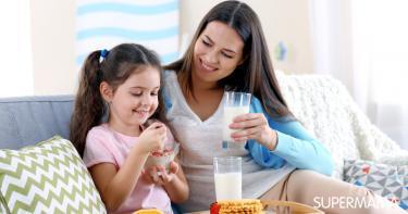 أطعمة تزيد المناعة عند الأطفال