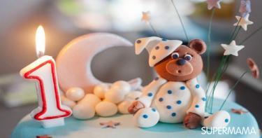 بالصور 6 أفكار لعيد ميلاد طفلك الأول سوبر ماما
