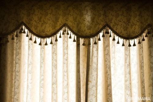 كيف تختارين الستائر المناسبة لغرف منزلك سوبر ماما