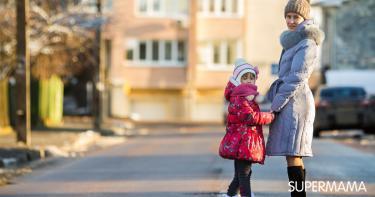 تدفئة الأطفال في الشتاء