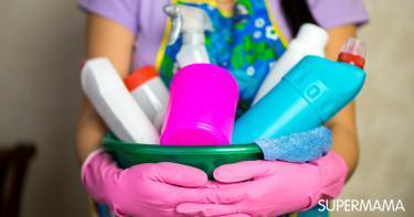 أخطاء شائعة في تنظيف البيت