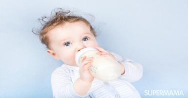 كيفية فطام الطفل من الرضاعة الصناعية