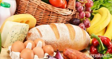 فترات صلاحية المنتجات الغذائية