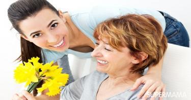 هدية عيد الأم للحماة