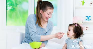 أكلات مغذية للأطفال - تغذية الأطفال