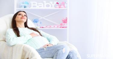 الجلسة الصحيحة للحامل