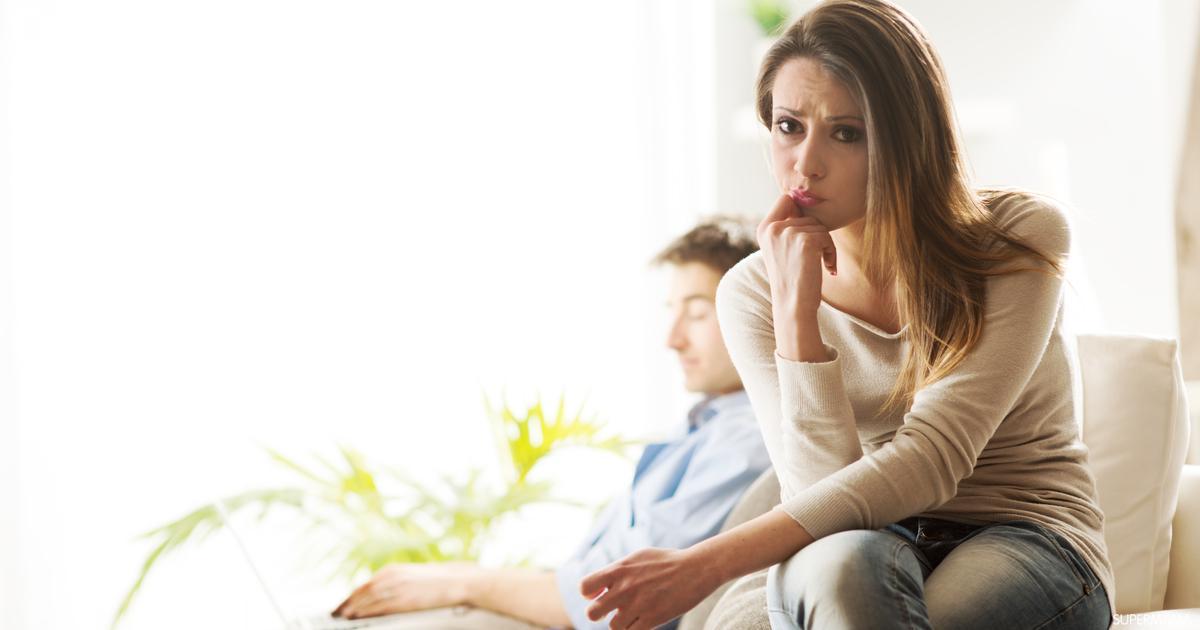 6 أشياء تقلق المرأة ولا يهتم بها الرجل | سوبر ماما