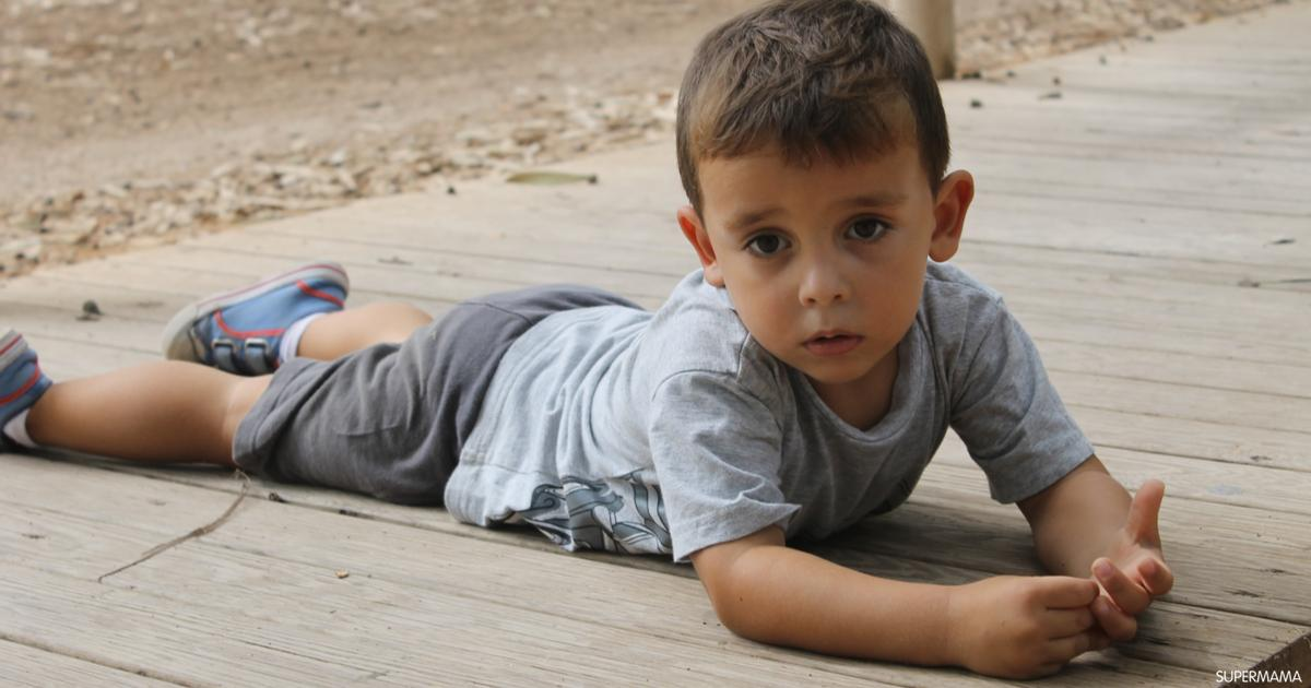 7 علامات تظهر على طفلك بعد سقوطه احذريها سوبر ماما