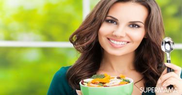 أطعمة لنضارة البشرة