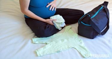 92d7a36166c6b أساسيات حقيبة المستشفى للولادة في الصيف