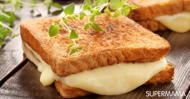ساندويشات الجبن للأطفال