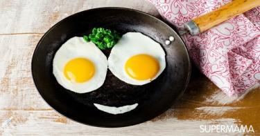 هل من الآمن تناول البيض للأطفال يوميا