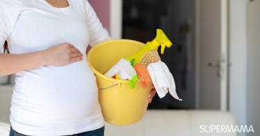 أضرار المبيدات الحشرية للحامل