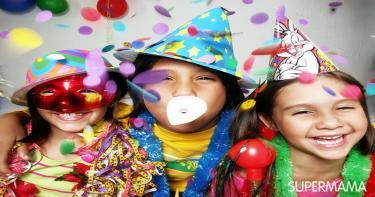 أفكار بسيطة لتنظيم حفل للأطفال دون مناسبة | سوبر ماما