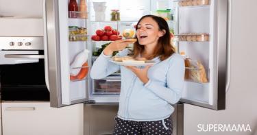تأثير أكل الحلويات للحامل على الجنين