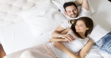 339cba4a6fd2c أشياء تفعلينها بعد العلاقة الحميمة تزيد فرص حملك