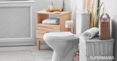 افكار لترتيب الحمام