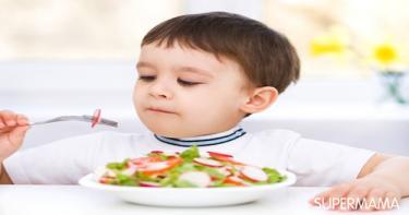 حيل مجربة تحبب طفلك في الخضروات سوبر ماما