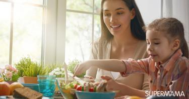 أكلات تنمي ذكاء الأطفال