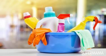 احترسي: 3 خلطات للتنظيف لا تفعليها أبدًا