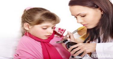 المضاد الحيوي للأطفال