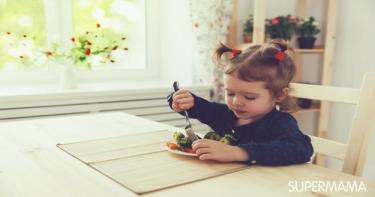 تغذية وصحة الصغار