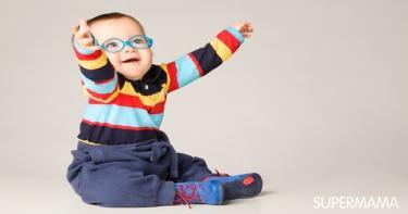 علامات ضعف النظر عند الأطفال الرضع