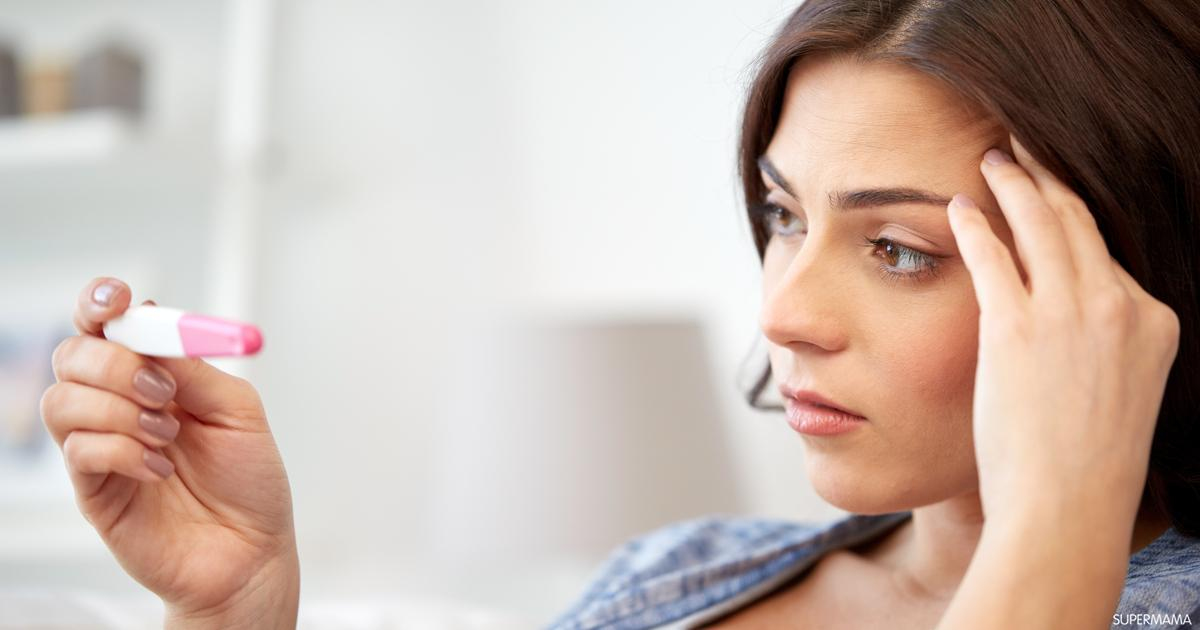 أعراض الحمل الكاذب سوبر ماما