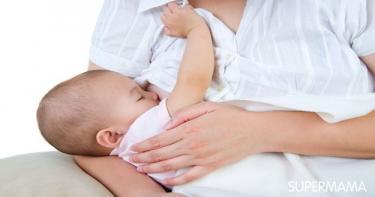 علاج تقيؤ الرضيع بعد الرضاعة