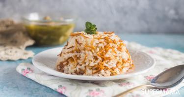 الأرز الأبيض