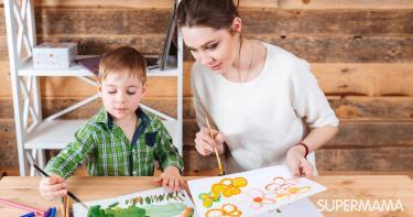 أفكار لتنمية مهارات طفلك